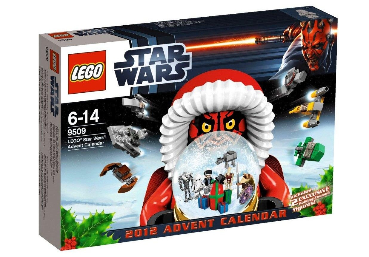 lego star wars adventskalender 2012 9509 retracked. Black Bedroom Furniture Sets. Home Design Ideas