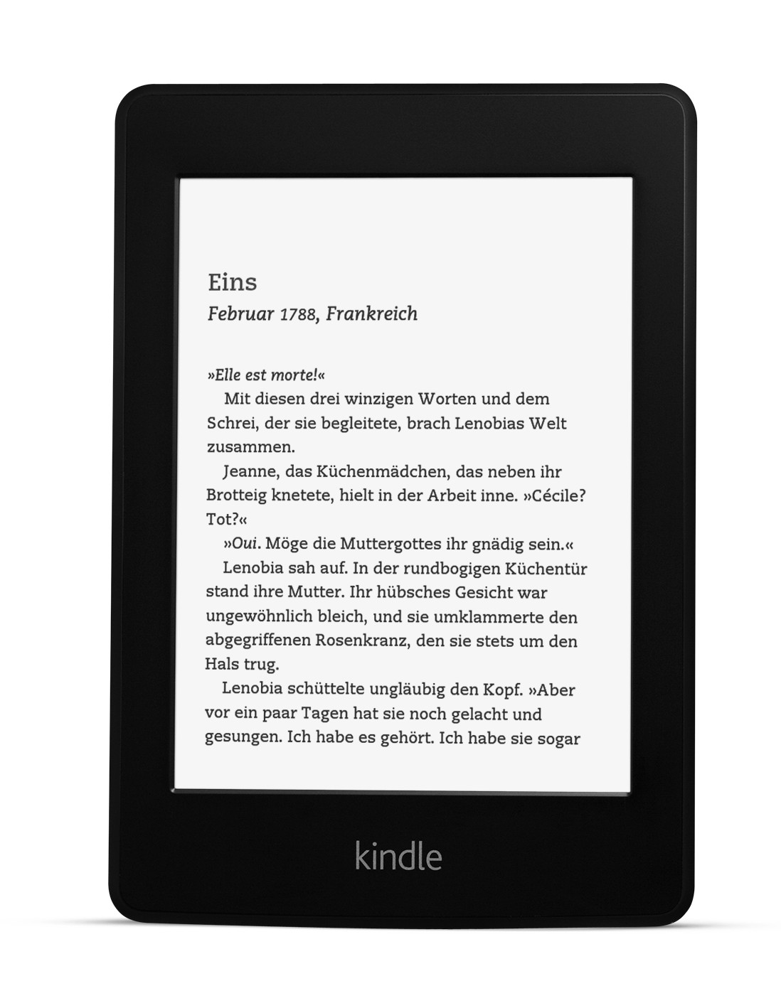 Kindle_Paperwhite_Front