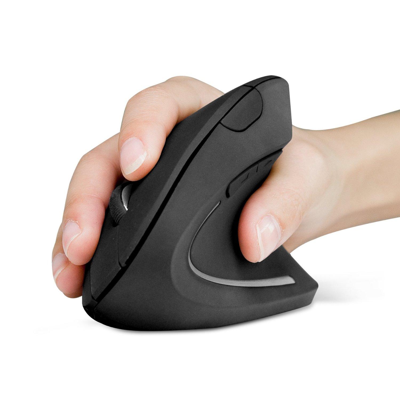 Ergonomische maus haltung  Handgelenk schonender Ersatz für die gewöhnliche Maus « Retracked